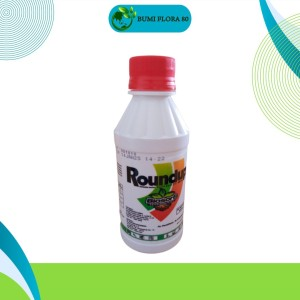 Harga roundup 200ml 486sl obat herbisida pembasmi rumput | HARGALOKA.COM