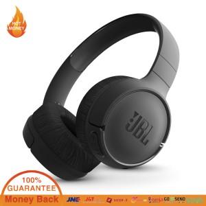 Harga jbl t450bt wireless bluetooth headphone deep bass sound game headset   | HARGALOKA.COM