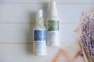 Harga jiva natural hand sanitizer disinfectant spray bundle | HARGALOKA.COM
