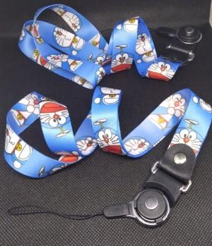 Harga gantungan strap tali handphone motif doraemon baling2 | HARGALOKA.COM