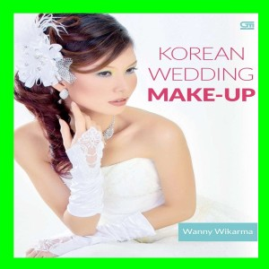 Harga termurah buku ori korean wedding makeup full | HARGALOKA.COM