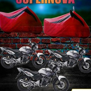 Harga cover selimut body motor tiger megapro byson | HARGALOKA.COM