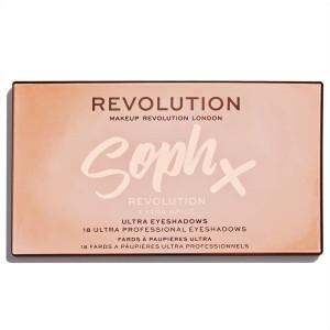 Harga makeup revolution soph x revolution extra spice eyeshadow palette | HARGALOKA.COM