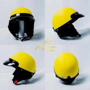 Harga helm retro helm vintage helm vespa helm bogo classic pet promo   HARGALOKA.COM