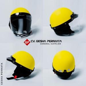 Harga helm chips helm vintage helm bogo kaca flat promo | HARGALOKA.COM