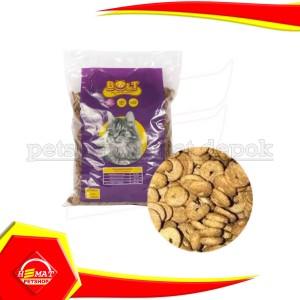 Harga makanan kucing bolt repack 1kg cat food 1 kg murah   bentuk   HARGALOKA.COM