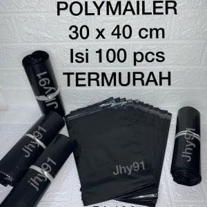 Harga plastik paking online shop bag 30x40 plastik polymailer tebal | HARGALOKA.COM