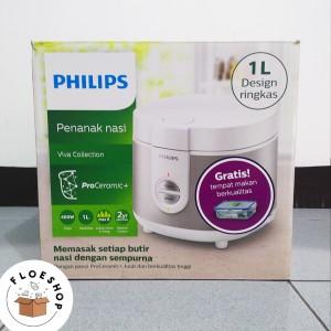 Harga rice cooker philips magic com hd 3126 hd3126   1 | HARGALOKA.COM