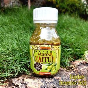 Harga minyak zaitun isi 200 kapsul kapsul zaitun extra virgin olive | HARGALOKA.COM