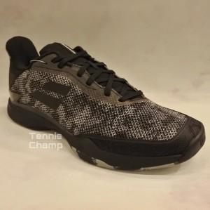 Harga sepatu tenis babolat black jet tere black all court tennis | HARGALOKA.COM