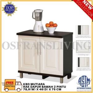 Harga olympic rak dapur bawah dua pintu kbd mutiara harga | HARGALOKA.COM