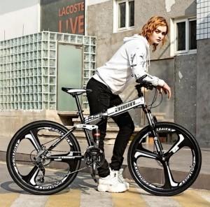 Harga sepeda gunung lipat mtb 26 inch 21 speed velc racing amin ready | HARGALOKA.COM