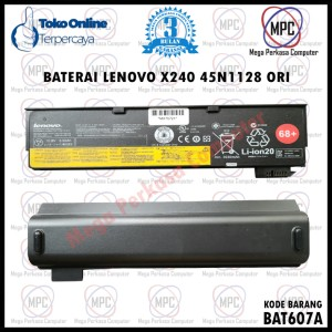 Harga baterai batere laptop lenovo x240 part number 45n1128 | HARGALOKA.COM