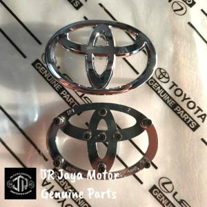 Harga logo stir toyota avanza rush agya innova fortuner dll | HARGALOKA.COM