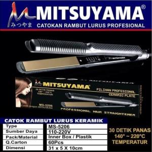 Harga mitsuyama ms 5206 catokan 2 in 1 lurus   HARGALOKA.COM