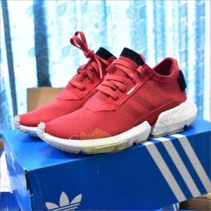 Harga bnib adidas pod s3 1 w red sepatu adidas sepatu wanita sepatu | HARGALOKA.COM