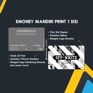 Harga custom e toll emoney mandiri 1 | HARGALOKA.COM