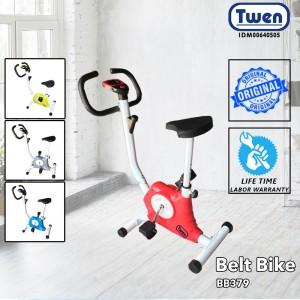 Harga twen bike belt bb379 sepeda statis excercise sepeda statis sepeda   | HARGALOKA.COM