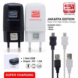 Harga new jakarta edition charger premium high quality micro usb all tipe | HARGALOKA.COM