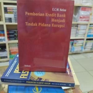 Harga pemberian kredit bank menjadi tindak pidana korupsi | HARGALOKA.COM