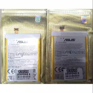 Harga baterai handphone asus zenfone 6 a600cg 6 34 inch original batre | HARGALOKA.COM