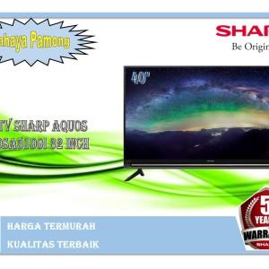 Harga sharp aquos led tv 40 | HARGALOKA.COM