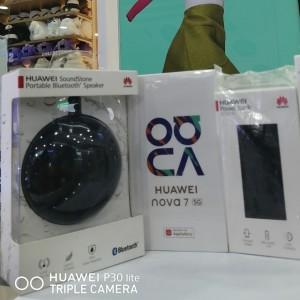 Harga huawei nova 7 speaker bluetooth dan powerbank original | HARGALOKA.COM