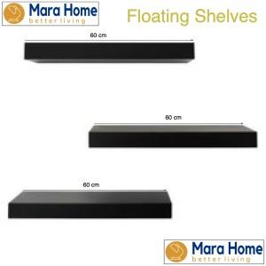 Info 40x15x4cm Rak Dinding Ambalan Melayang Floating Shelf Merk Kinbar A404 Katalog.or.id