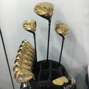Harga second golf set stardom katana ninja 6 gold original bekas 9 | HARGALOKA.COM