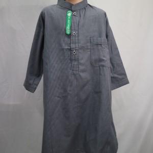 Harga produsen baju koko atasan anak laki   laki lengan pendek murah baru   abu tua 14 15 | HARGALOKA.COM