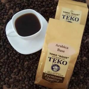 Harga kopi bubuk arabica base premium quality cap teko 34 agus 34 | HARGALOKA.COM