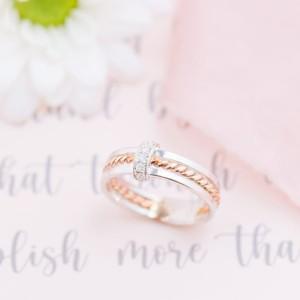 Harga cincin berlian lr9730c   diamond world | HARGALOKA.COM