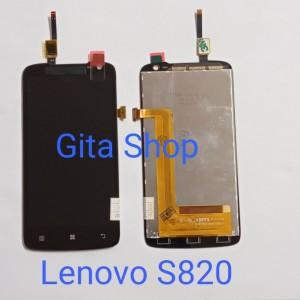 Harga lcd lenovo s820 touchscreen original   | HARGALOKA.COM
