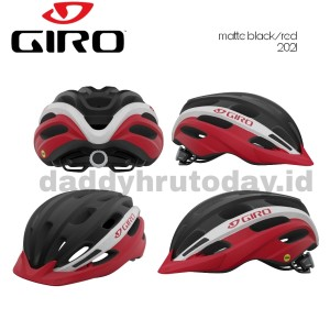 Harga helm sepeda giro register mips adult not poc lumos dashel thousand kas   matte blackred | HARGALOKA.COM