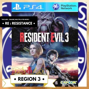 Harga resident evil 3 remake kaset bd game ps4 resident evil 2 3   HARGALOKA.COM