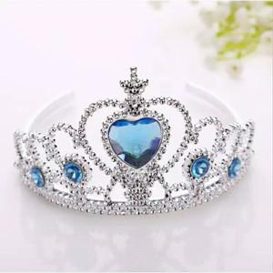 Harga princess anna elsa frozen dress costume baju kostum putri anak   1 mahkota   HARGALOKA.COM