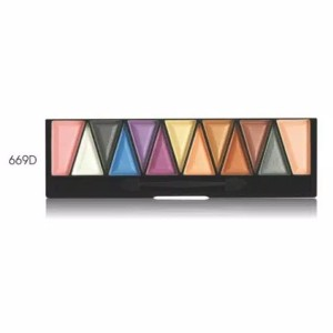Harga implora eyeshadow palette blush on 10 12 13 colour 7602 7669   13 | HARGALOKA.COM