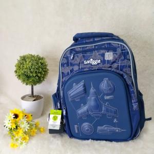 Harga smiggle backpack roket premium   smiggle tas sekolah   HARGALOKA.COM