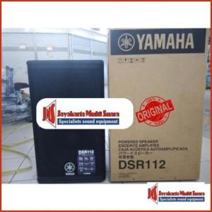 Harga speaker aktif yamaha dsr112 dsr 112 original 12 inch harga 1set | HARGALOKA.COM