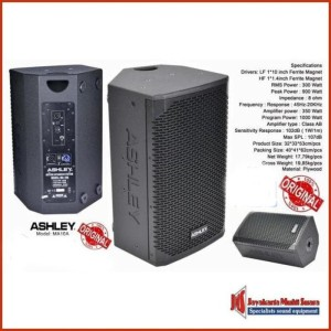 Harga speaker aktif ashley ma 10a ma10a original 10 inch harga 1pcs | HARGALOKA.COM