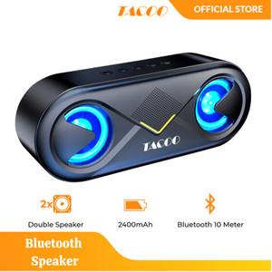 Harga tacoo bluetooth speaker hi fi sound wireless super | HARGALOKA.COM