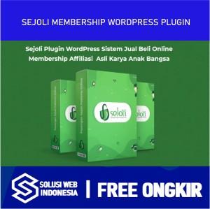 Harga sejoli wordpress membership plugin | HARGALOKA.COM