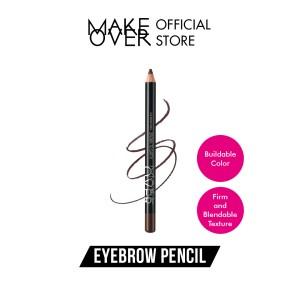 Harga make over eye brow pencil   black | HARGALOKA.COM
