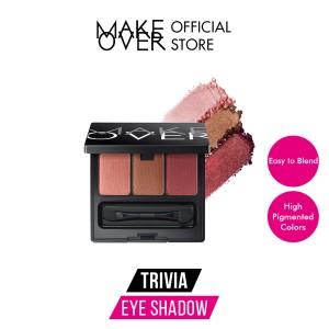 Harga make over trivia eye shadow indian summer 6g   dolly | HARGALOKA.COM