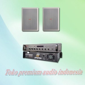 Harga harga paket sound system cafe pro21 pakai 2 speaker premium dan | HARGALOKA.COM