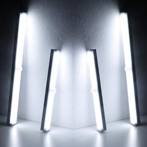 Harga lampu led sensor otomatis terang unik premium quality lampu emergency   white   HARGALOKA.COM