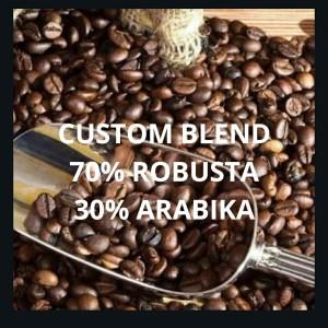 Harga kopi susu custom blend   70 robusta 30 | HARGALOKA.COM
