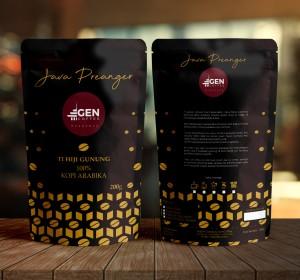 Harga kopi arabika papandayan premium jawa barat 100gr biji bubuk   HARGALOKA.COM