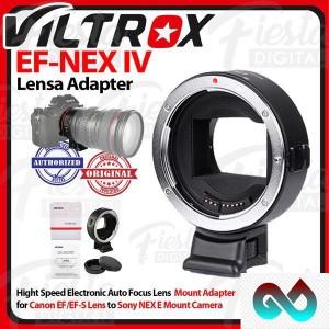 Harga viltrox ef nex iv lensa adapter for canon lens to sony e mount | HARGALOKA.COM