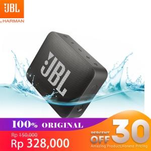 Harga jbl go 2 speaker bluetooth go2 wireless portable audio by harman   | HARGALOKA.COM